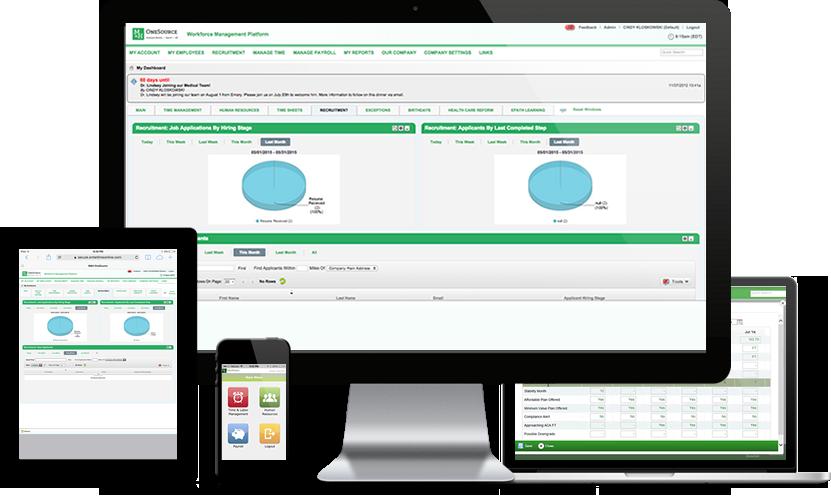 OneSource Platform