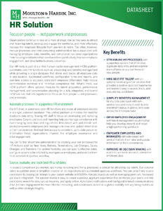 Georgia HR Solution Guide
