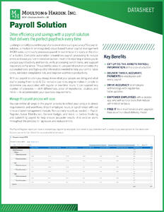 Georgia Payroll Solution Guide