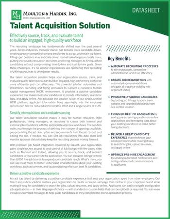 Georgia Talent Acquisition Solution