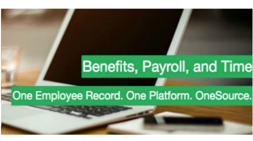 Benefits, Payroll, and Time